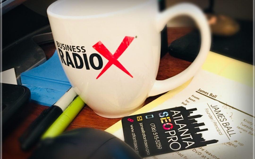 Listen to Atlanta SEO Pro on Atlanta Business Radio – May 14th, 2018