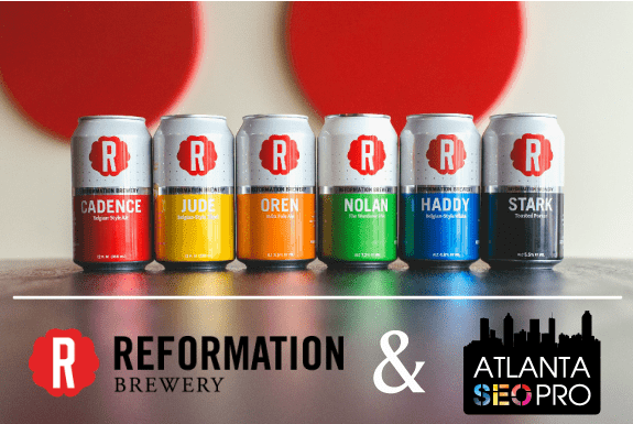 Creating Moments with Reformation Brewery