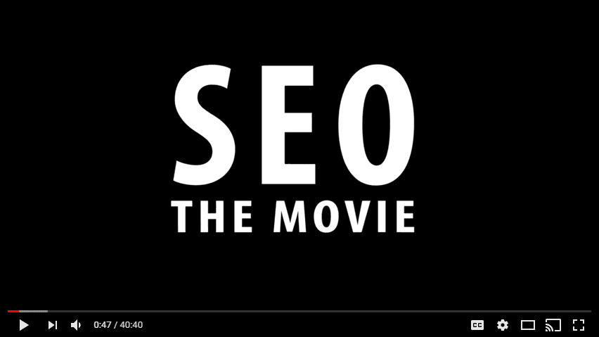 SEO – The Movie